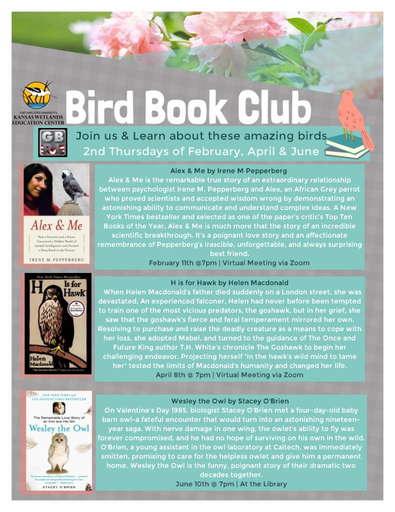 Bird Book Club